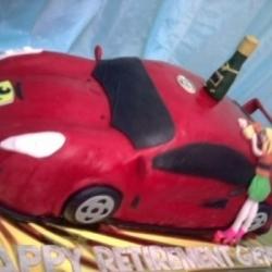 Торт   Феррари2