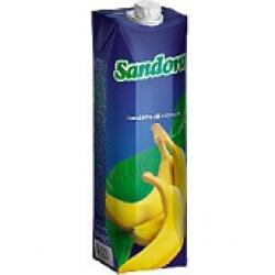 Сок Sandora Банан