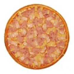 Пицца Гавайская с копченным мясом