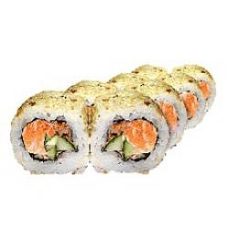 Ролл  Спайс  Ролл  с лососем: заказать, доставка