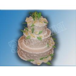 Ярусный тортик №18: заказать, доставка