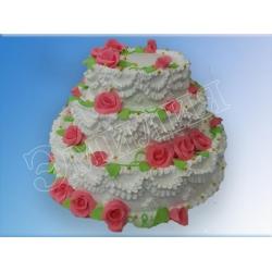 Торт юбилейный №56
