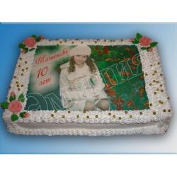 Торт для девочек №7