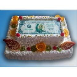 Торт с фото №3