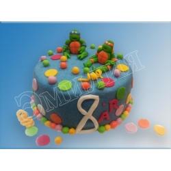 Торт мульт-герой №35