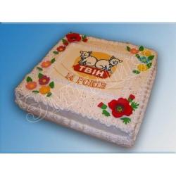 Торт корпоративный №68