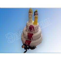 Ярусный тортик №38: заказать, доставка