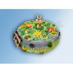 Детский торт №52