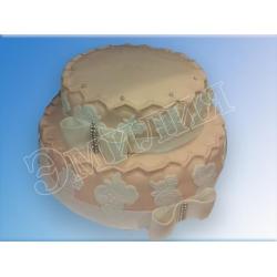 Ярусный тортик №50: заказать, доставка