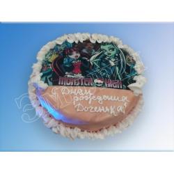 Торт для девочек №20