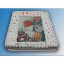Торт корпоративный №41