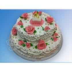 Ярусный тортик №31