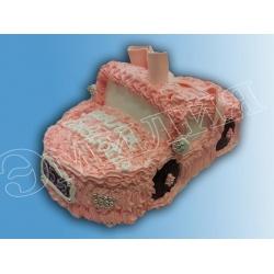 Торт машинка №15