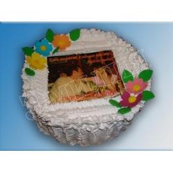Торт на день рождения №21