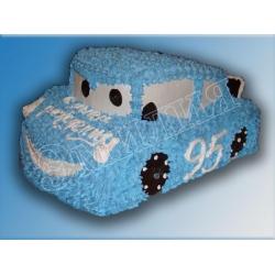 Торт машинка №14
