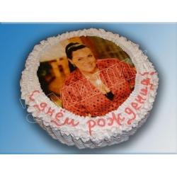 Торт с фото №24