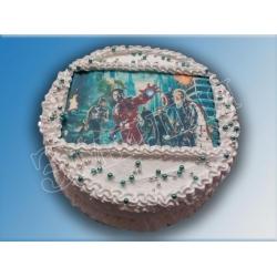 Торт с фото №7