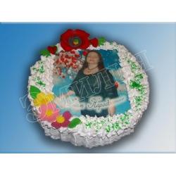 Торт с фото №25