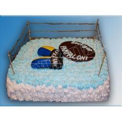 Торт спортивный №9