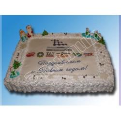 Торт корпоративный №28