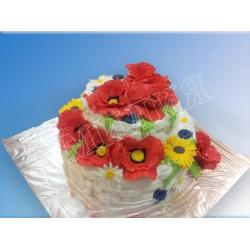 Ярусный тортик №44