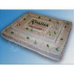 Торт новогодний №7