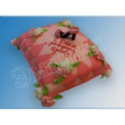 Торт для девочек №15