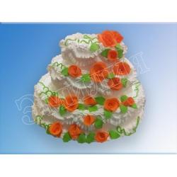 Ярусный тортик №51