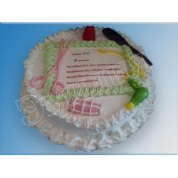 Торт профессия №13