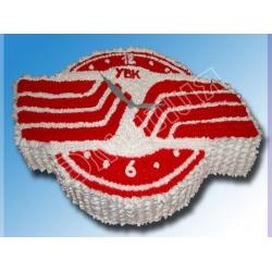 Торт корпоративный №8