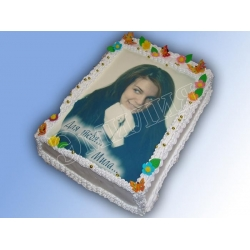 Торт с фото №40