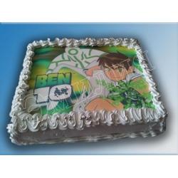 Торт мульт-герой №6