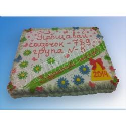 Торт книга №25