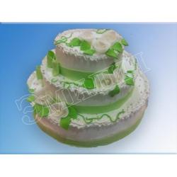 Ярусный тортик №40: заказать, доставка