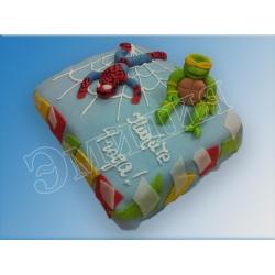 Торт мульт-герой №33