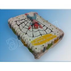 Торт на день рождения №40