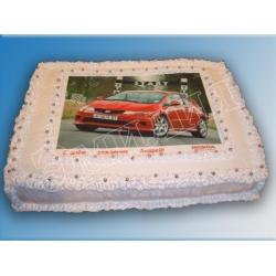 Торт на день рождения №24