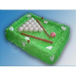 Торт спортивный №13