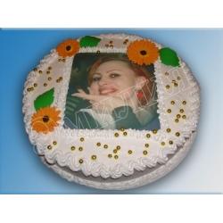 Торт на день рождения №9
