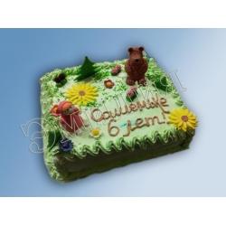 Детский торт №57