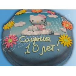 Торт на день рождения №37