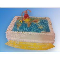 Торт на день рождения №51