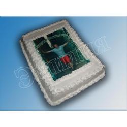 Торт с фото №31