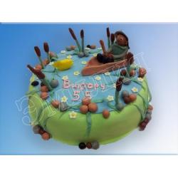 Торт на день рождения №48