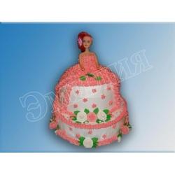 Торт для девочек №4