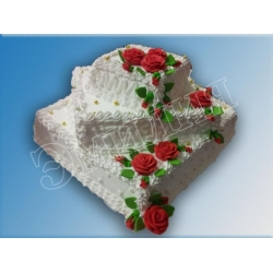 Торт юбилейный №1