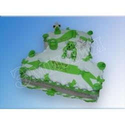 Торт цифра №40