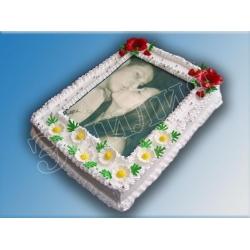 Торт с фото №32
