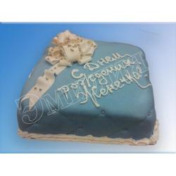 Торт на день рождения №49