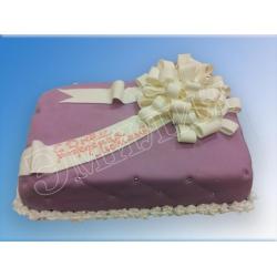Торт юбилейный №55